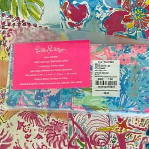 Lilly Pulitzer credit card case card wallet